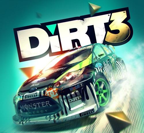 خرید بازی Dirt3 اورجینال