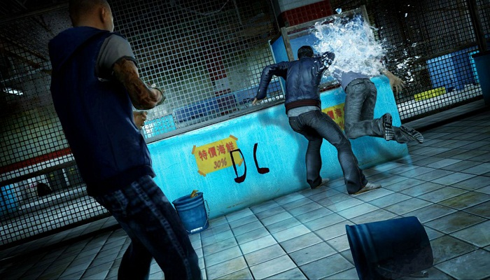 خرید بازی sleeping dogs