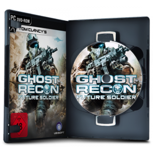 بازی اورجینال ghost recon future soldier