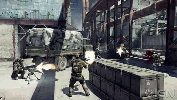 خرید بازی ghost recon future soldier