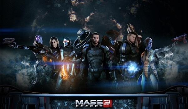 خرید بازی mass effect 3 اورجینال