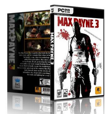 توضیحات كامل خرید بازی max peyn 3 اورجینال