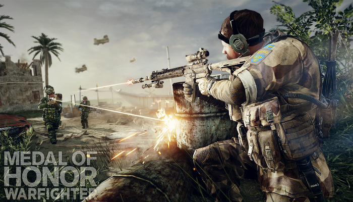 خرید بازی medal of honor warfighter