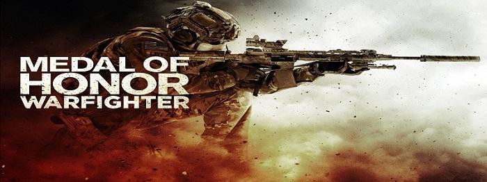 خرید اینترنتی پستی بازی medal of honor warfighter برای pc