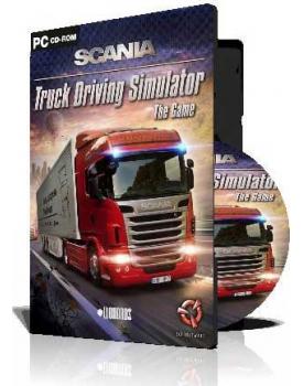 خرید اینترنتی بازی scania truck driving simulator