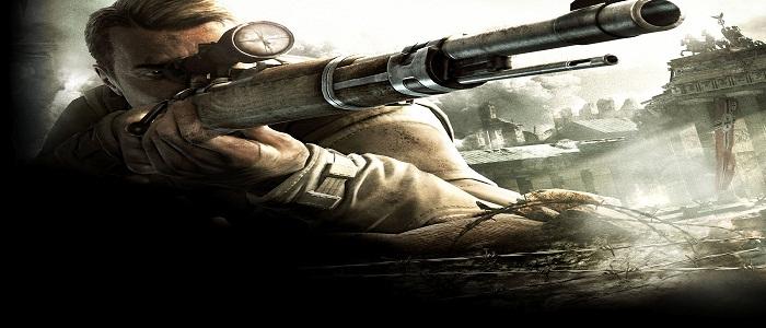 خرید بازی sniper elite
